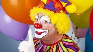 Цирк на воде! Все клоуны!