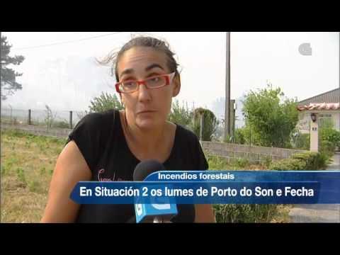 Galicia noticias serán (20160811) IIFF Porto do Son