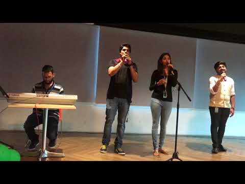Mitwaa/Samjhawan/Tu Jaane Na/Jeena Jeena/Ninnidale (D major Chord) Mashup