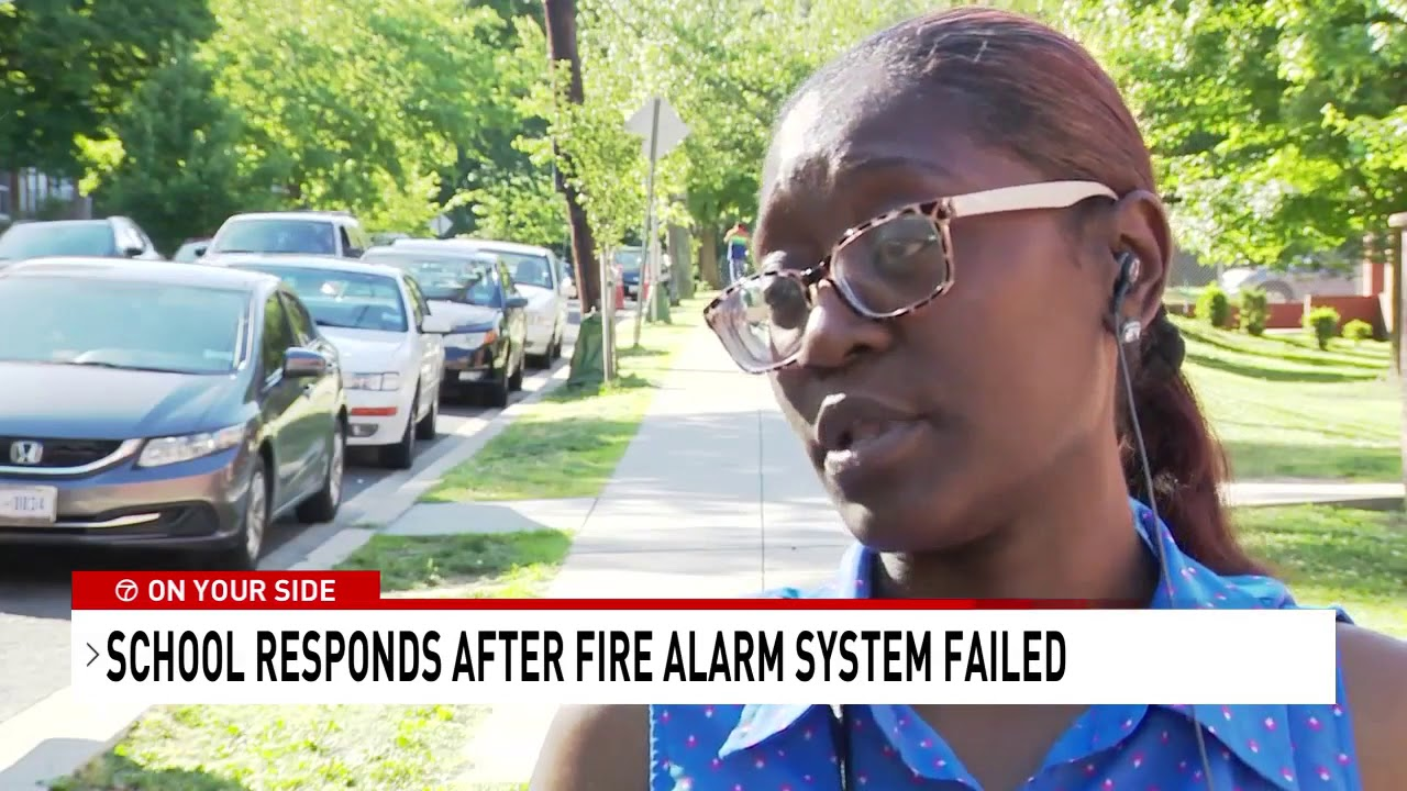Parents want answers after fire alarm malfunctions at DC school