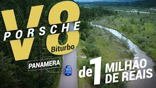 VLOG - Porsche Panamera Turbo, direto de Miami (EUA)