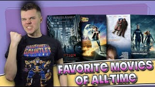 Top 30 Favorite Movies of All-Time