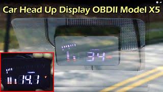 "Car Head Up Display 3"" OB…"