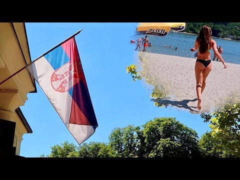 SERBIA TRAVEL VLOG | Summer 2017 | Four Cities, the Exit Festival and River Parties | Dejana Pasic