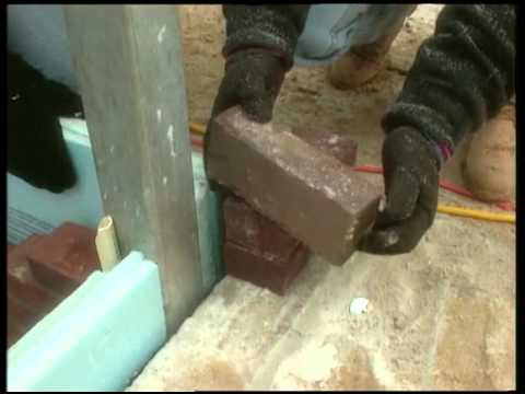 Cold Weather Brick Laying