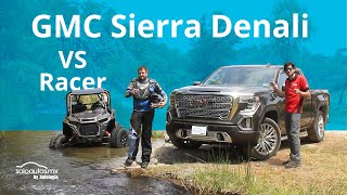 GMC Sierra Denali 2019 - RetoSierra Polaris RZR 4 Turbo