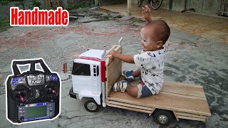 How to Instal Remote Control (RC) on HINO Truck skala 1:8