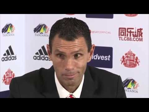 Gus Poyet first Sunderland Press Conference: Sunderland Players Must Believe In Our Cause