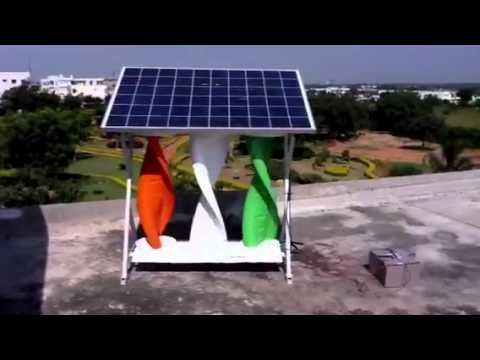 Solar Mill from Windstream Technologies Inc