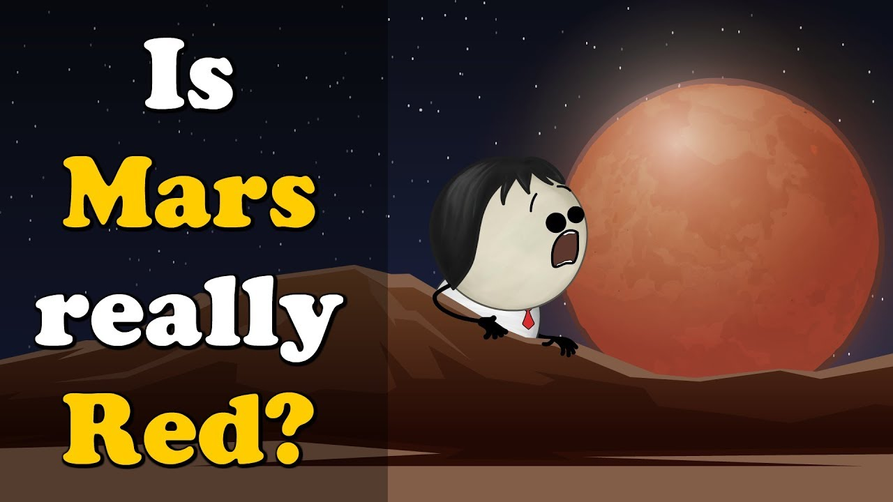 Is Mars really Red? + more videos   #aumsum #kids #science #education #children