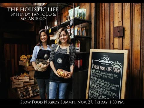 Holistic Life by Hindy Weber Tantoco & Melanie Go of Holy Carabao