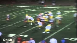 Alex Kerr Pius X High School Football Highlight Film