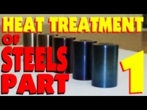 005 HEAT TREATMENT OF STEELS PART 1, MARC LECUYER