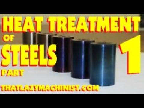HEAT TREATMENT OF STEELS 1, HARDENING, TEMPERING, ANNEALING & NORMALIZING OF STEELSMARC LECUYER