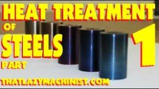 005 HEAT TREATMENT OF STEELS PART 1, MARC LECUYER