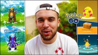 MAKE SURE TO TAKE ADVANTAGE OF THIS! (Pokémon GO)