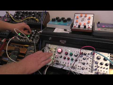 Synth Jam - Mother32, 0-Coast, Mutable Instruments Clouds and Rings - 23/3/17