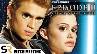 Star Wars: Episode II - Attack Of The Clones Pitch Meeting