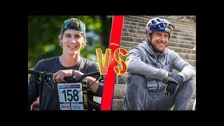 FABIO WIBMER VS DANNY MACASKILL // MTB MOTIVATION //
