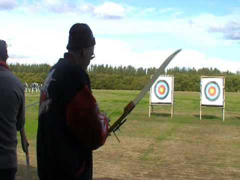 Kevin And David Shooting In Sydney Olympic  Park  Archery Centre Part 3