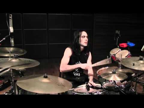 Fede - The Police - So Lonely (Drum Cover) FT. Alvaro Rabaquino On Vocals