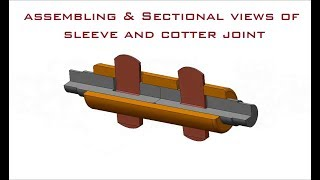 Sleeve and Cotter Joint Assembly