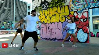 Buscando Huellas - Major Lazer ft J Balvin & Sean Paul Coreography of Zumba Fitness by Toni Galindo