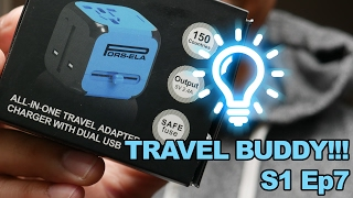 S1 ,Ep:7 Your Best Travel Buddy!!!