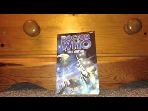 Doctor Who Book Review- City at World's End