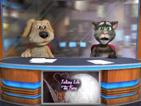Lawak Bodoh_ Talking Tom & Ben News ( Berita Cuaca)