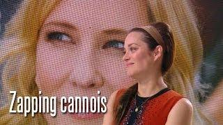 La déclaration d'amour de Cate Blanchett à Marion Cotillard - Zapping Cannois thumbnail