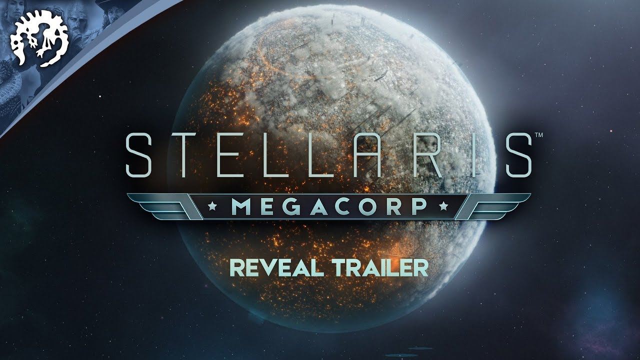 Sci-fi grand strategy Stellaris' next expansion MegaCorp is