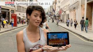Nifty Tricks with the Samsung Galaxy Tab 10.1 (video 1 of 2)