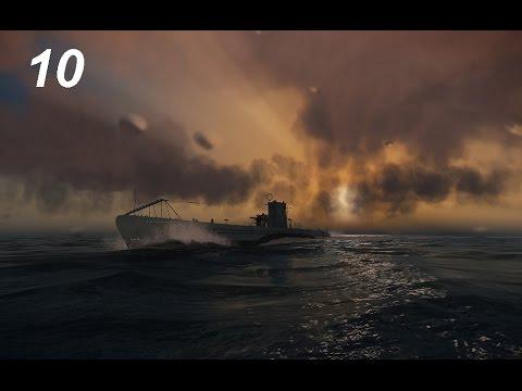 Silent Hunter 5 Battle of the Atlantic, часть 10