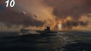 Silent Hunter 5 Battle Of The Atlantic часть 10