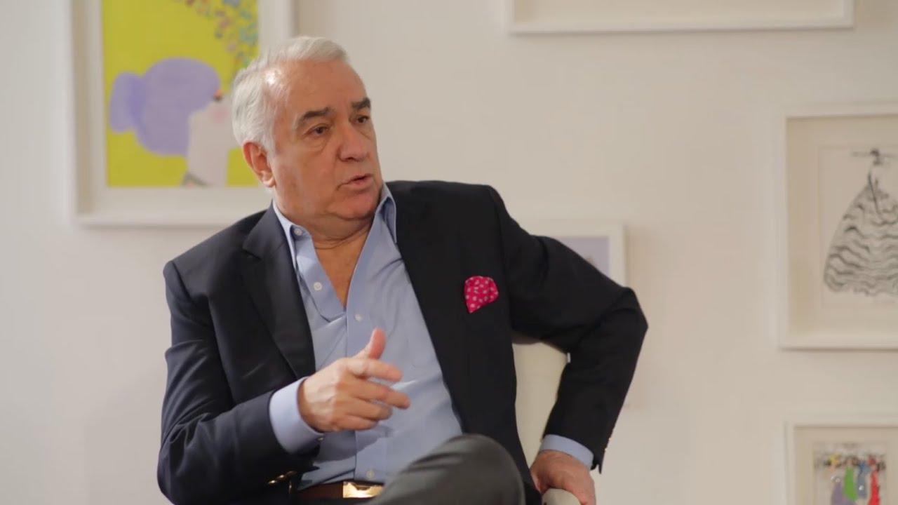 Jose Gabriel Ortiz Entrevista completa (Marlon Becerra Entrevista)