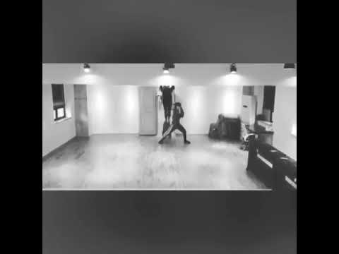 TXT TOMORROW X TOGETHER YEONJUN dancing to BTS JIMIN Serendipity