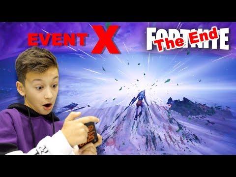 The END EVENT 11 EVENT LIVE! ROCKET SEASON (Fortnite Battle Royale)