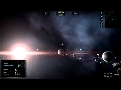 Starlords 4X space-strategy game Official HD Game Teaser Trailer - PC