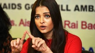 SEX Education Is Important, Says Aishwarya Rai Bachchan