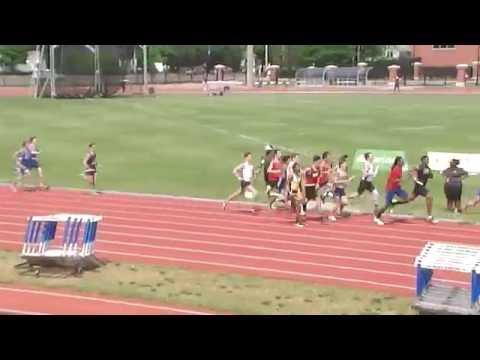 2016 TSSAA Boys 4x800 Championship