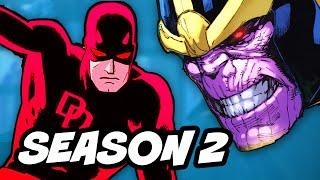 Daredevil Season 2 Predictions - Avocado Avengers Infinity War