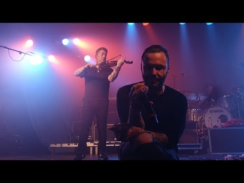 Blue October  18th Floor Balcony   in Cologne 03142018