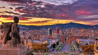 Barcelona in One Minute