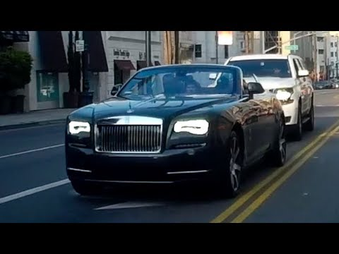 The Real Cars of Beverly Hills