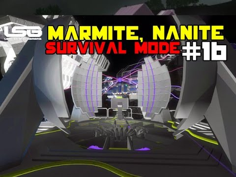 Space Engineers - Marmite, Nanite & Ice Drills - Part 16