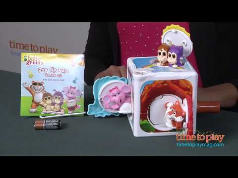 Baby Genius Musical Pop-Up Pals from Tollytots