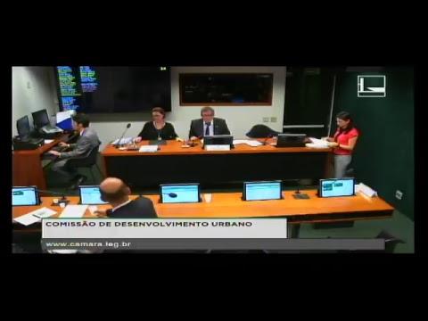 DESENVOLVIMENTO URBANO - Reunião Deliberativa - 26/04/2017 - 10:13