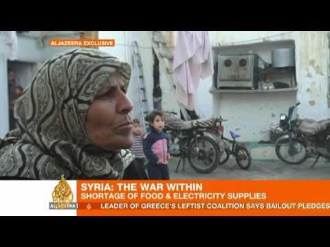 Al Jazeera Exclusive: Inside Al Qusayr, Syria