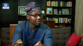 Channels Bookclub Features Author Of Secrets Of The Streets Teju Babyface Pt 1